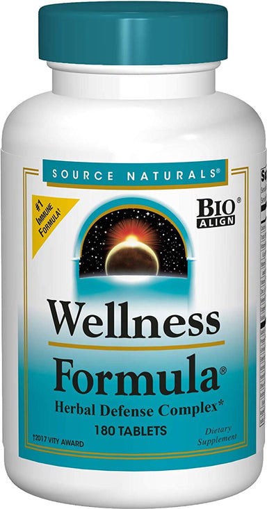 Wellness Formula®, 180 Tablets