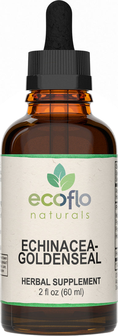 Echinacea-Goldenseal, 2 Fl Oz (60 mL) Liquid