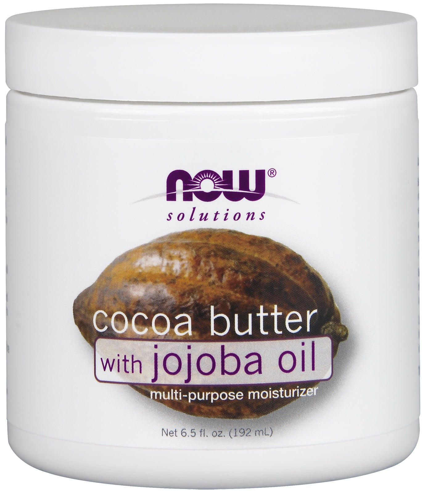 Cocoa Butter, 6.5 oz.