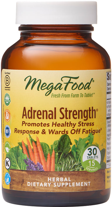 Adrenal Strength®, 30 Tablets