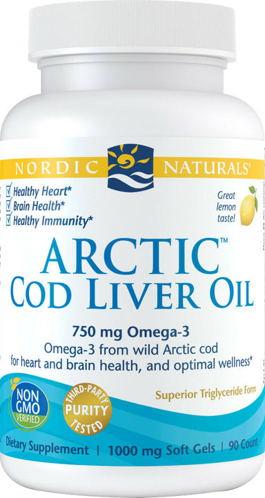 Arctic CLO, 180 Softgels