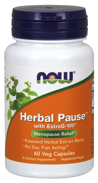 Herbal Pause with EstroG-100®, 60 Veg Capsules