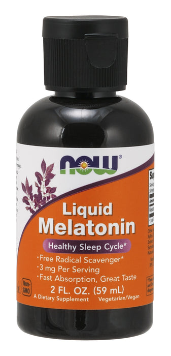 Liquid Melatonin, 2 fl oz.