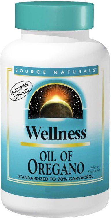 Wellness Oil of Oregano, 30 Capsules