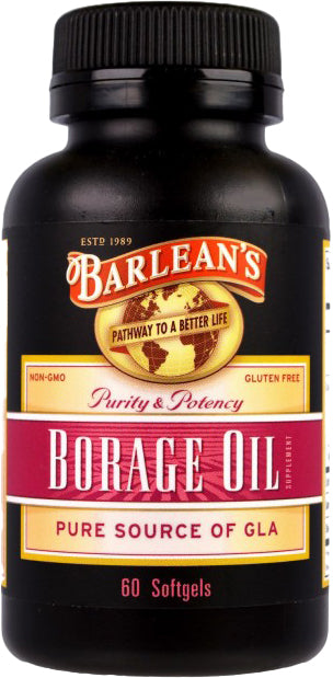 Borage Oil, 60 Softgels