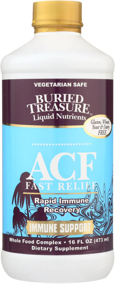 ACF Fast Relief, 16 Fl Oz (473 mL) Liquid