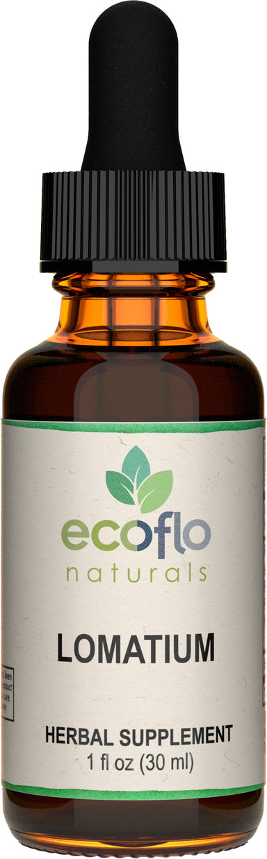 Lomatium, 1 Fl Oz (30 mL) Liquid