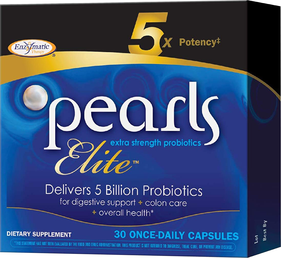 Pearls Elite Probiotic, 30 Capsules