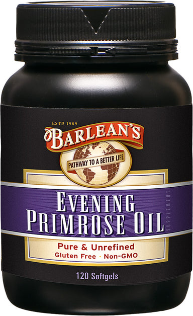 Evening Primrose Oil, 1300 mg, 120 Softgels