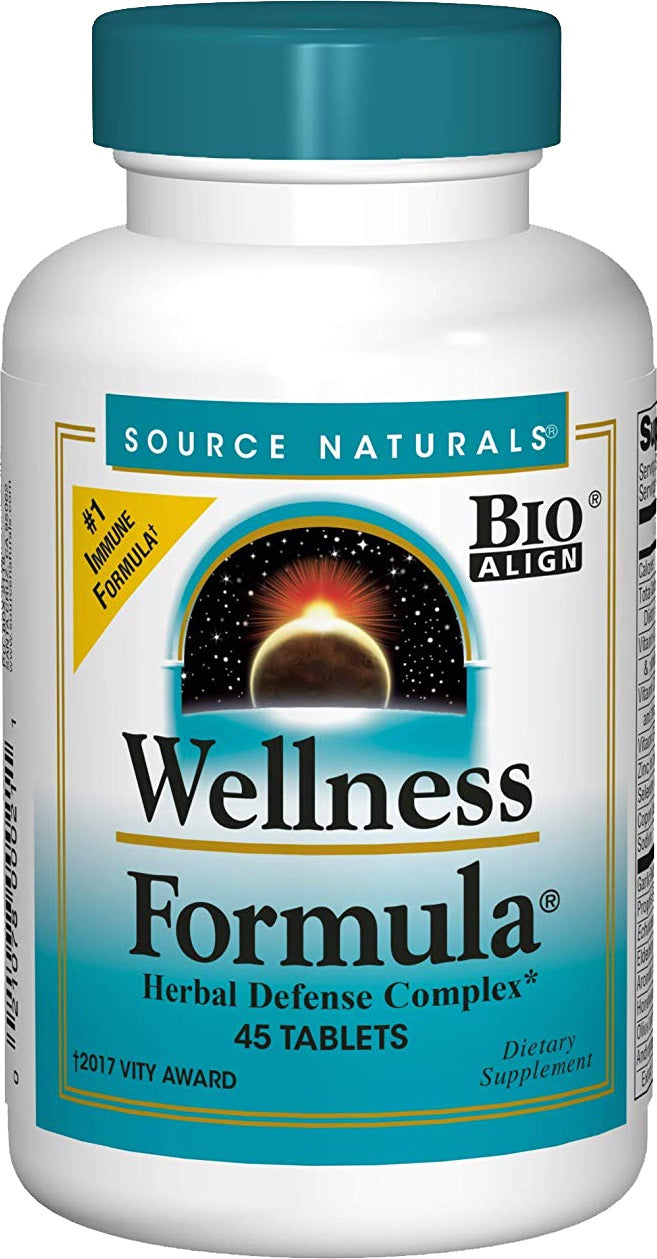 Wellness Formula, 45 Tablets