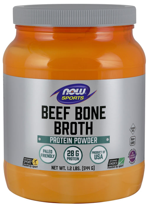 Bone Broth, Beef Powder, 1.2 lbs.