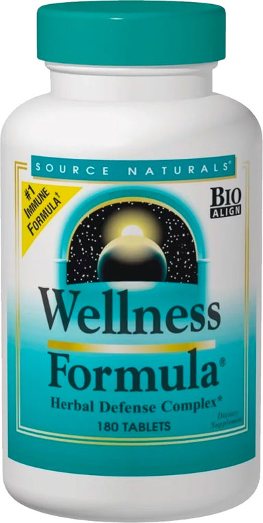 Wellness Formula, 90 Tablets