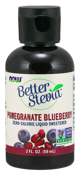 BetterStevia® Liquid, Pomegranate Blueberry, 2 fl oz.