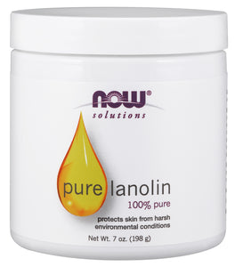 Lanolin, Pure, 7 oz.