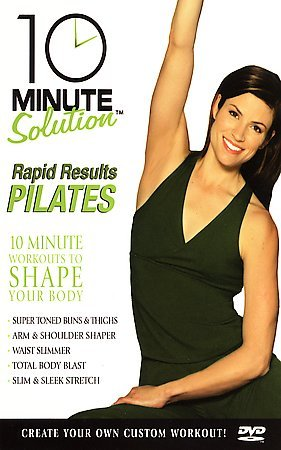 10 MINUTE SOLUTION:PILATES RAPID RESU