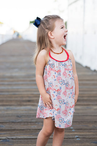 Toddler Baby Girls Infant Outfits Printed Summer Dress Soft Fabric Kids Clothes Dress: BabeHug Toddler Baby Girls Infant Outfits Printed Summer Dress Soft Fabric Kids Clothes Dress