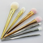 7PCS Cosmetic Makeup Brush Makeup Brush Eyeshadow Brush