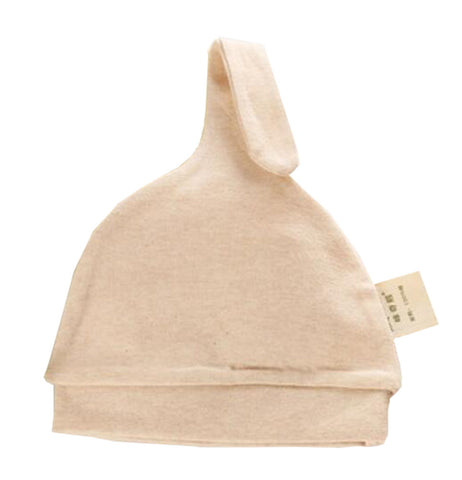 Baby Hat Organic Colored Cotton Infant Hat 0-1 Years