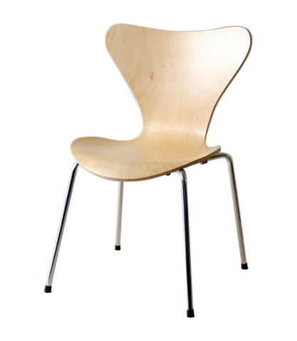 Fine Mod Imports Decorative Furniture Jays Dining Chair, Natural