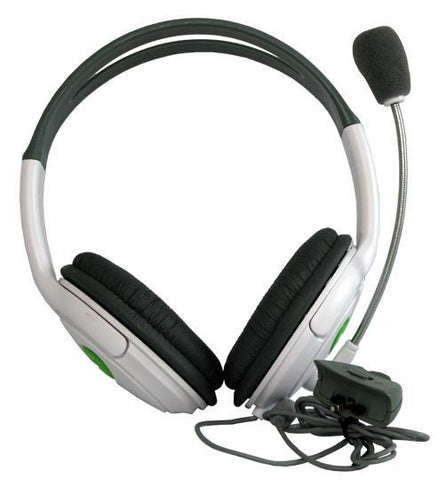 XBox 360 Compatible Professional Headset with Microphone
