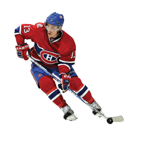 Michael Cammalleri Fathead NHL Canadiens Hockey Wall Accent