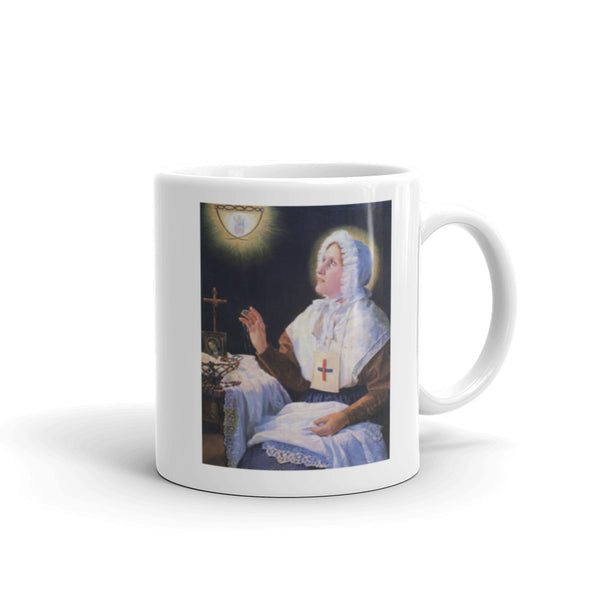 Blessed Anna Maria Taigi Mug (Select Triduum Prayer or Brief Background)