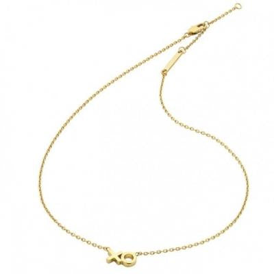 Charlie Gold Necklace