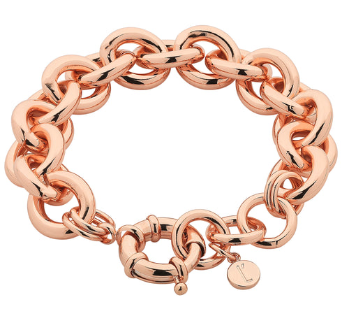 Kelly Rose Gold Bracelet