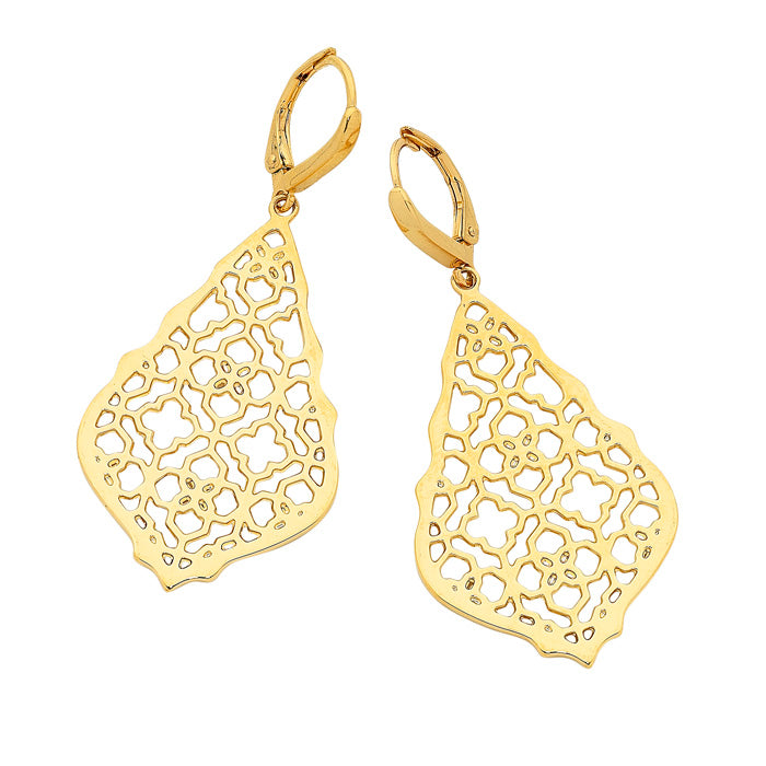 Catalina Gold Earrings