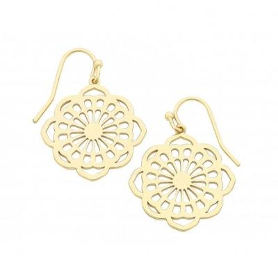 Polly Gold Earrings