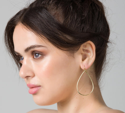 Ayla Silver Earrings