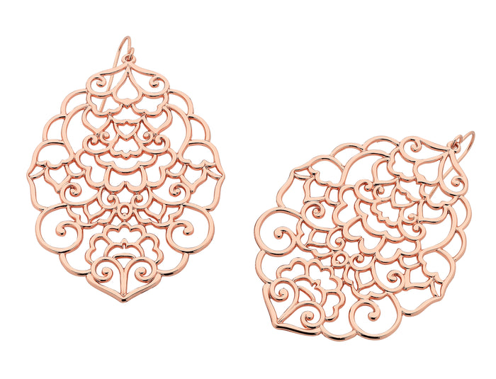 Chrissy Rose Gold Earring
