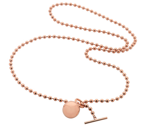 Chelsea Rose Gold Necklace