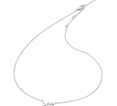 Charli Silver Necklace