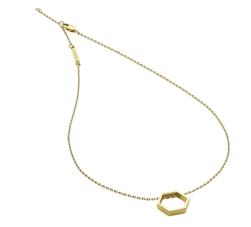 Jedda Gold Necklace
