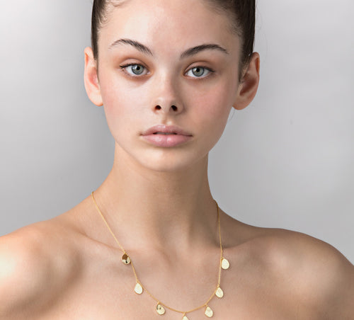 Sonny Silver Necklace