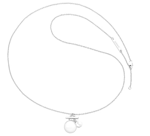 Cleo Silver Necklace