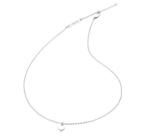 Gracie Silver Necklace