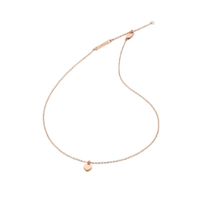 Gracie Rose Gold Necklace