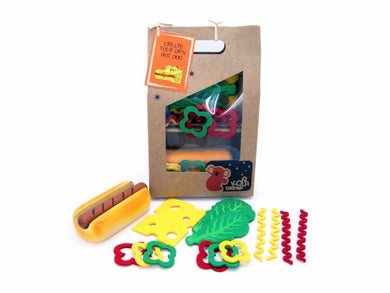 Kaper Kidz - Create Your Own Hot Dog