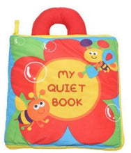 My Quiet Activity Cloth Book - Bee