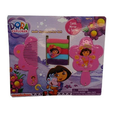 Dora Hair Accessories Set