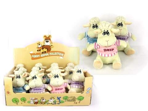 14 cm Sheep Plush Toy