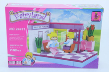 146 Pcs Ausini Fairyland Building Block - Beauty Shop  (24402)