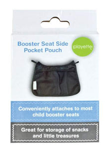 Playette - Booster Seat Side Pocket Pouch