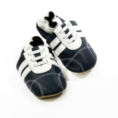 Skeanie - Pre-Walker Sneakers Navy/White (SALE)