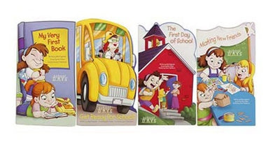 School Days Board Books