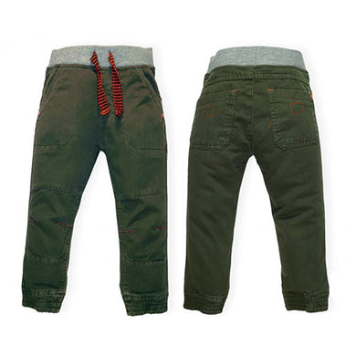 Minoti - Woven Pants Green(Scooter5)