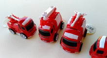 1 Die Cast Friction Fire Engine