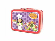 Kaper Kidz - Wooden Fruit Set in Carry Case